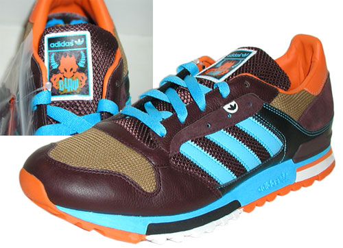 b039cf880 Adidas ZX600 x C-Law A collaboration with Chris Law of Crooked Tongues