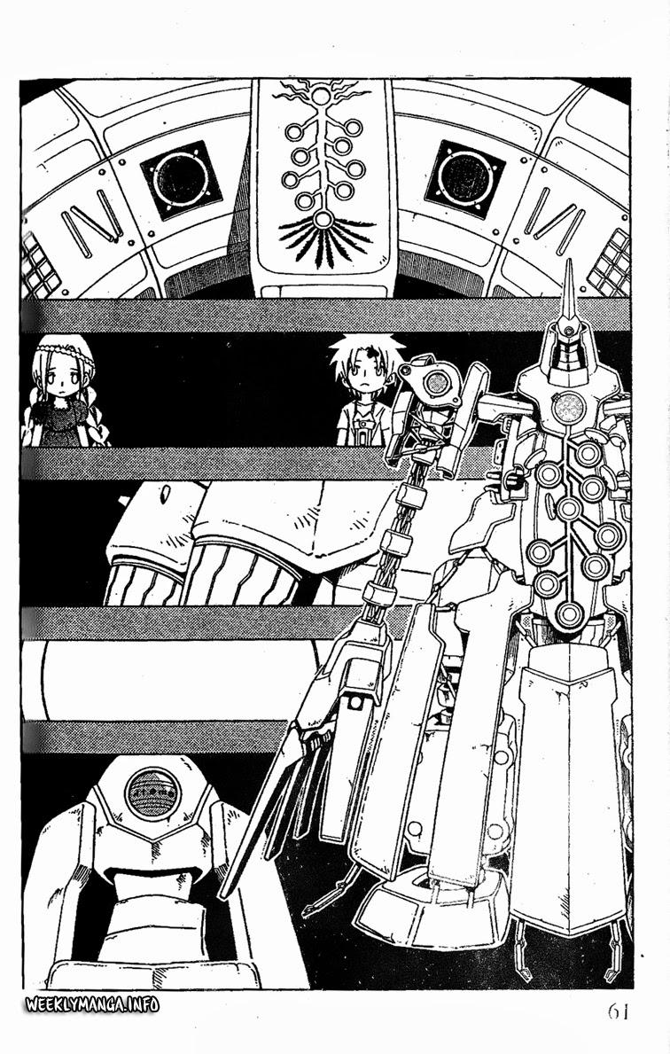 Shaman King [Vua pháp thuật] chap 194 trang 5