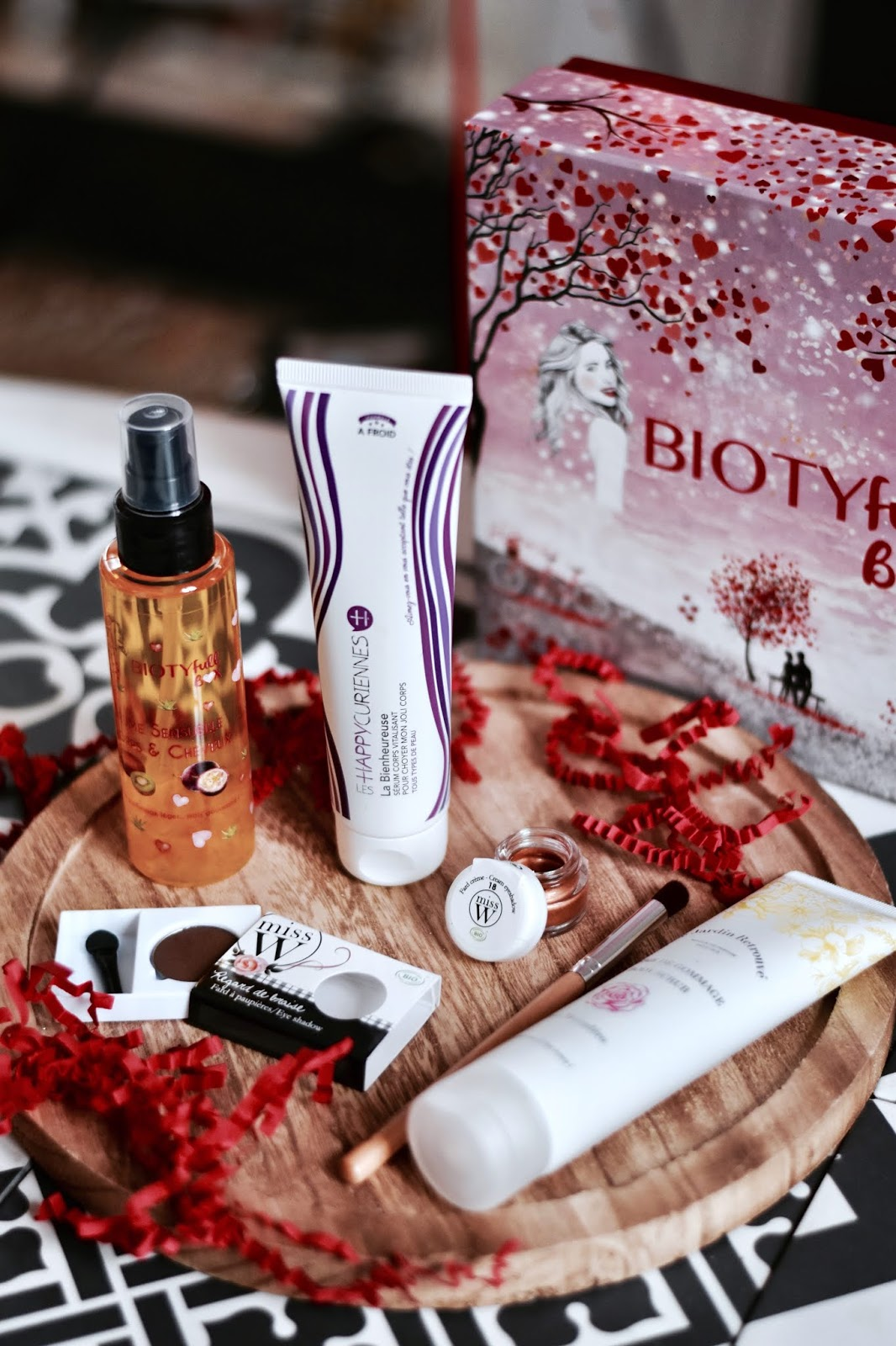 avis Box beauté : biotyfull box