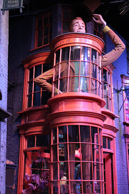 Harry Potter World - Hogwarts - London Warner Brother Studios