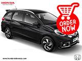 Pemesanan Mobil Honda Mobilio Bandung