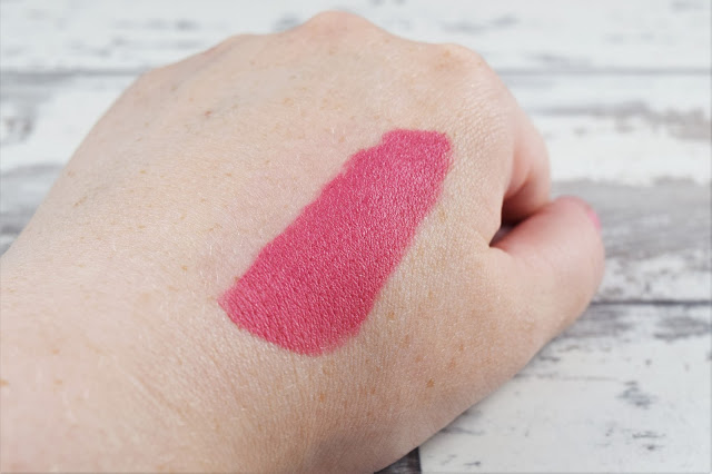 W7 Mega Matte Lips in Sinful Swatch