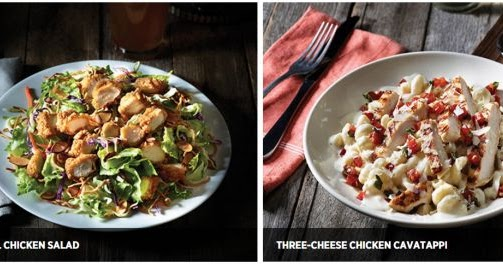 Buy One, Get One Free Deal on Select Entrees at Applebee's ...