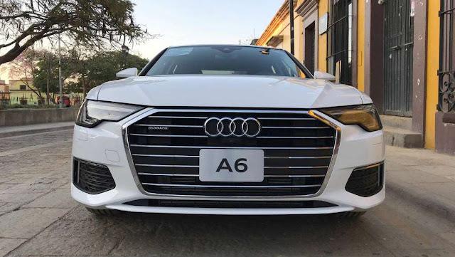 Nuevo Audi A6, mucho más tecnológico