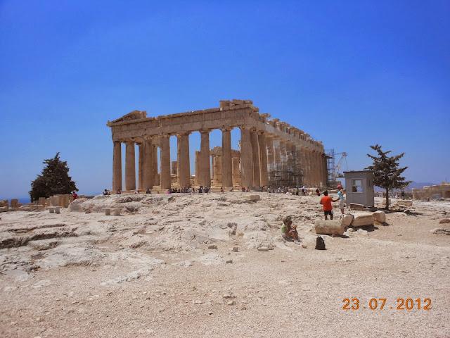 A Riqueza de Viajar - Atenas - Cidades Históricas