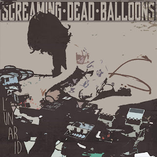 Screaming Dead Balloons - L'Un Ar Id_lp front