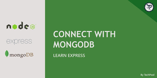 How to connect MongoDB with Express