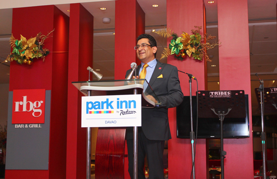 PARK INN BY RADISSON DAVAO WELCOMES THE CHRISTMAS SEASON