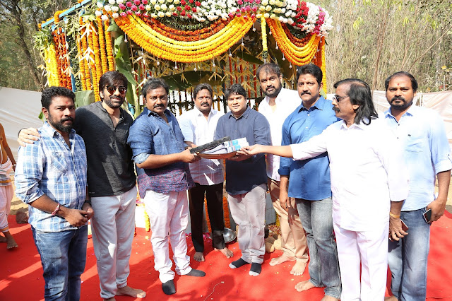 Raviteja's Touch Chesi Chudu Movie Launch Stills