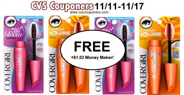 http://www.cvscouponers.com/2018/11/free-103-moneymaker-for-covergirl-lash.html