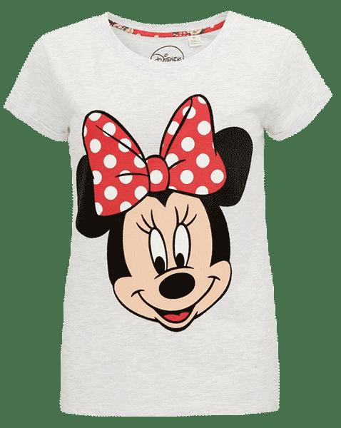Camiseta de Minnie de pijama para mujer de Primark
