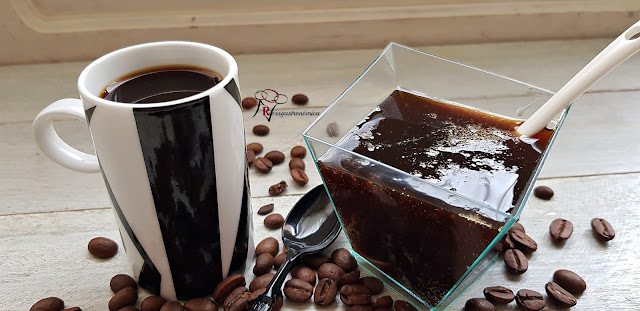 Sirope de Café casero