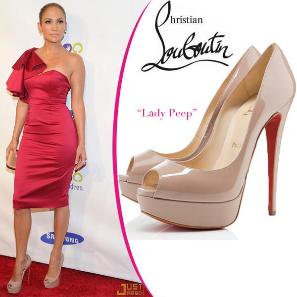 1f9ac290f0c new website for your fashion: Christian Louboutin Jennifer Lopez ...