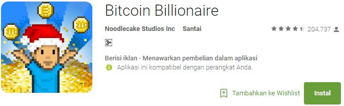 Game Penghasil Bitcoin Terbanyak di Android
