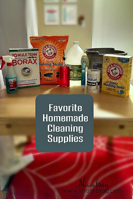 Check out these homemade cleaner recipes and find out how to make them.