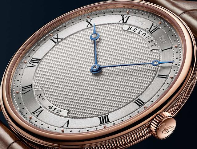Breguet Classique Extra-Plate 5157 dial