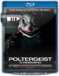 Poltergeist: O Fenômeno - Versão Estendida Torrent - BluRay Rip 720p e 1080p Dual Áudio 5.1