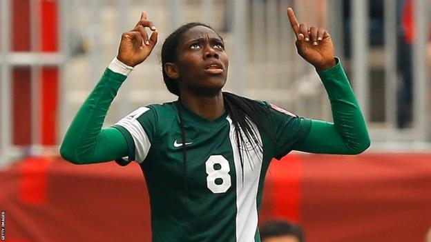 Asisat Oshoala granted permit to join Arsenal Ladies from Liverpool Ladies