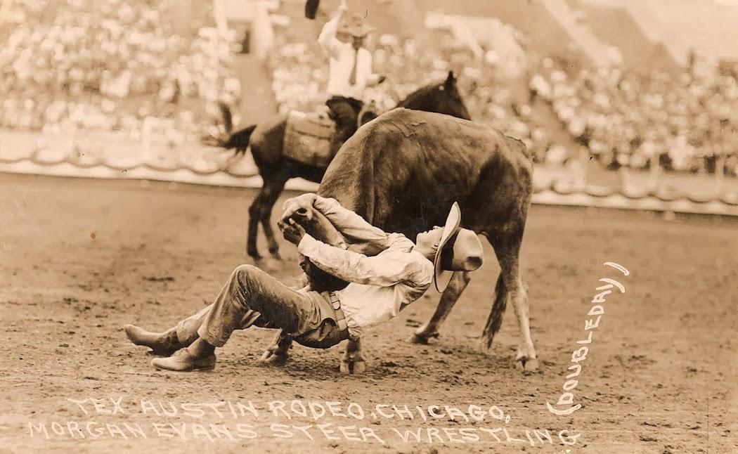 A Drifting Cowboy Cowboy Collectibles Cowboy Contest