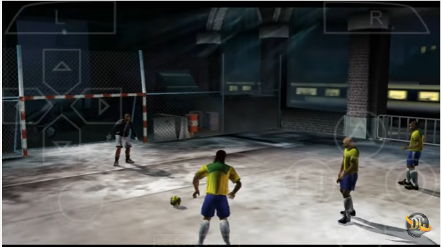 fifa street 3 for android apk