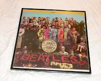 My album in it's frame