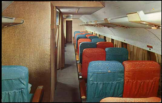 Alaska Airlines Inside