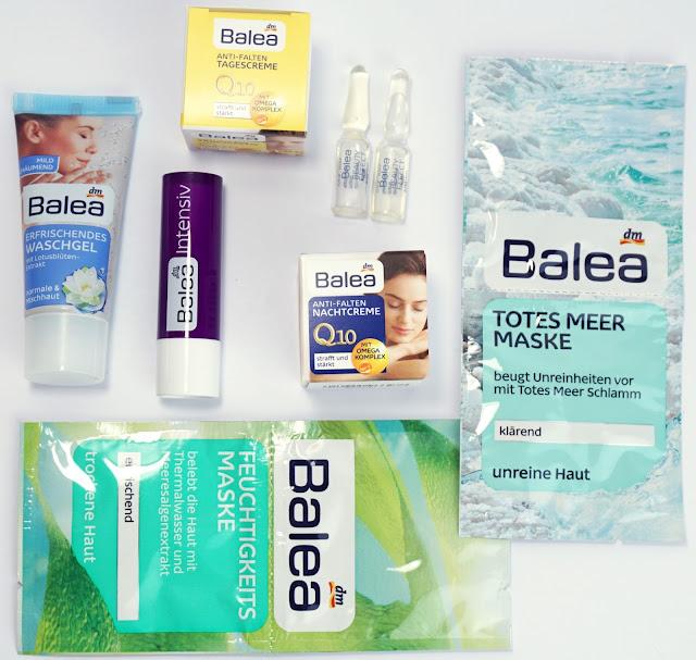 Balea - Adventskalender 2016 Skincare, Körperpflege, Gesichtspflege, Kosmetik
