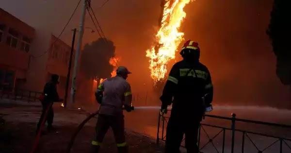 Εντοπίστηκε το «Σημείο Μηδέν» της φονικής πυρκαγιάς: Ενας απρόσεκτος ιδιώτης έκαψε ξύλα και προκάλεσε τον όλεθρο! (φωτό)
