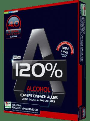 Free Download Alcohol 120% Terbaru Full Version - Ronan Elektron
