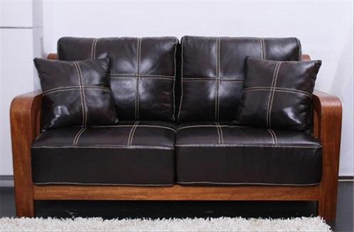 Tìm hiểu ý nghĩa phong thuỷ của những mẫu ghế sofa da màu đen
