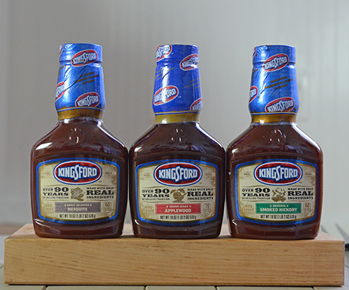 2017 review of Kingsford BBQ Sauce