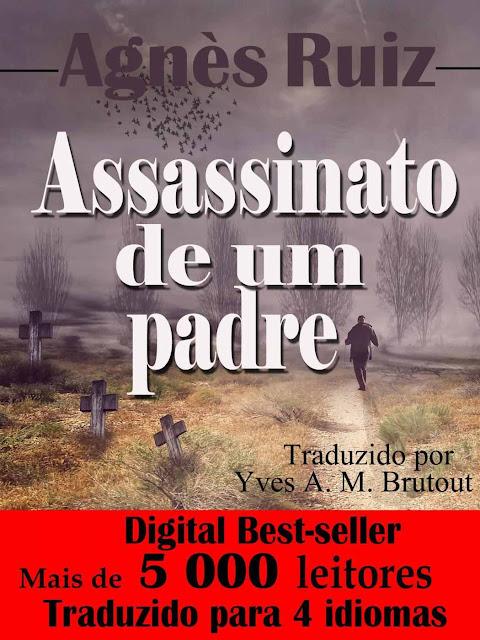 Assassinato de um padre - Agnès Ruiz