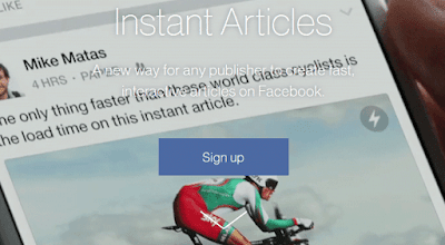 কিভাবে Blogspot ব্লগে Facebook Instant Articles Setup করতে হয়?