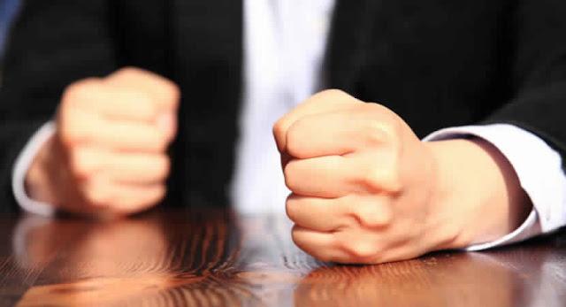كيف تتحكم في الغضب