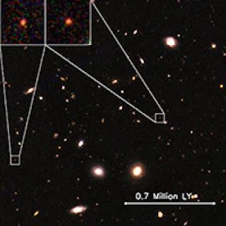 galaksi tertua