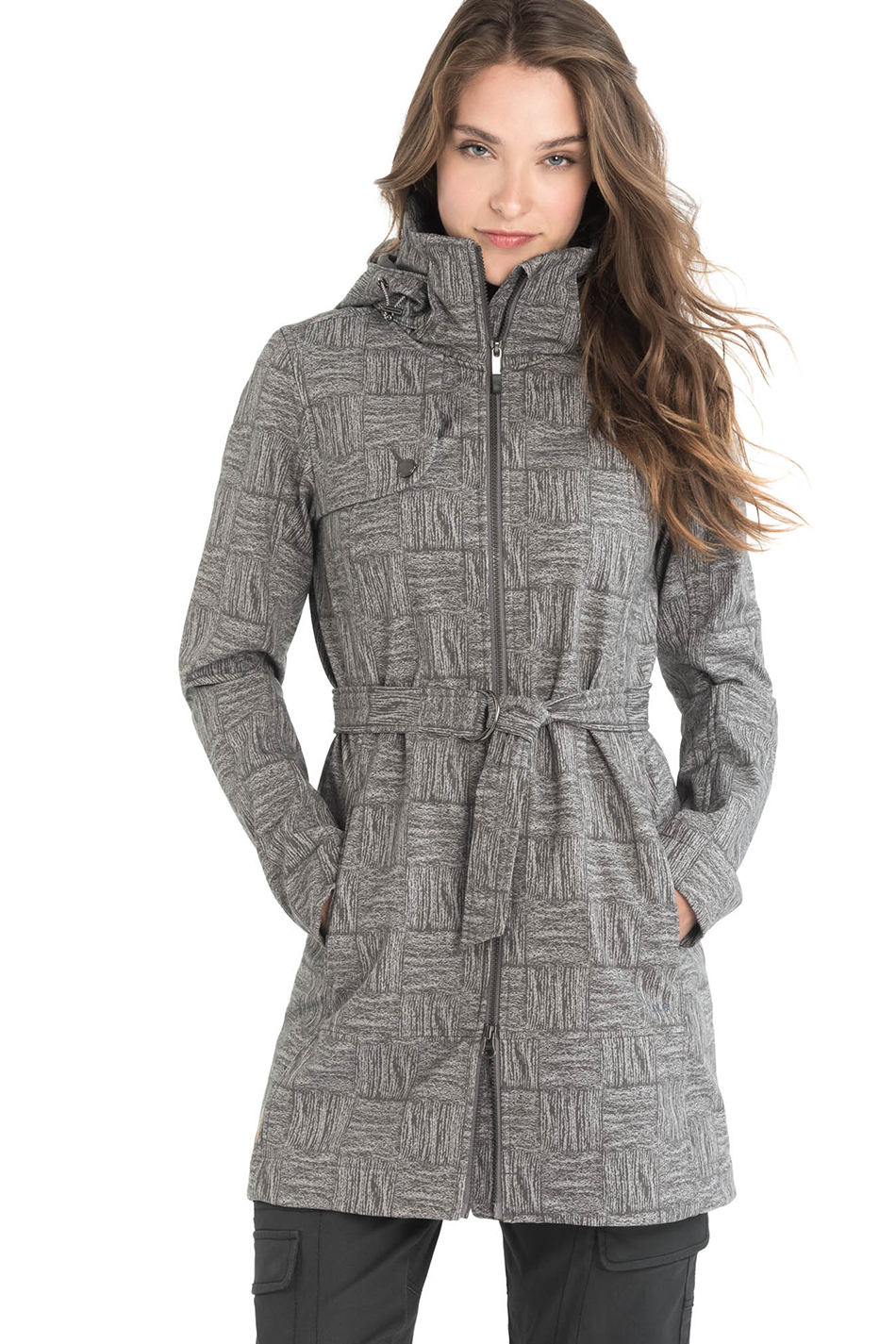 Lole Glowing Rain Coat - Stylish, Modern Rain Coat
