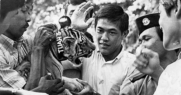 Bernard Yeoh - Wikipedia