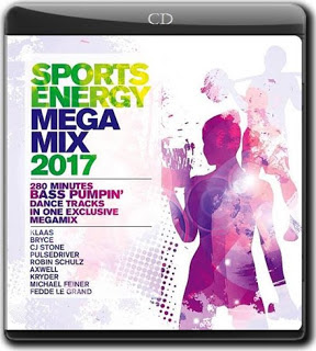 Baixar CD Sports Energy Megamix 2017