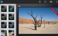 Snapseed gratis per Android e iPhone per modificare le foto con le dita