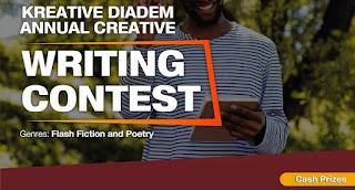 Apply for Kreative Diadem Annual Creative Writing Contest - 2018