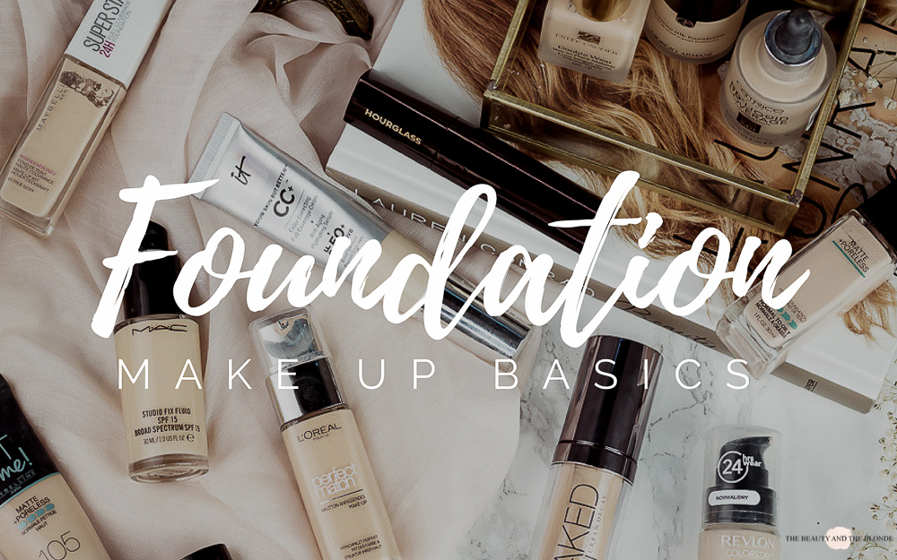 Make Up Basics: Foundation</br> Tipps und Tricks