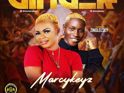 [MUSIC] Marcykeyz Ft Zinoleesky - Ginger