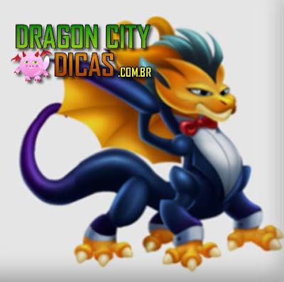 Dragão Elegante - Informações