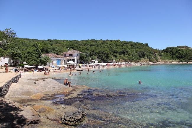 praia azeda búzios