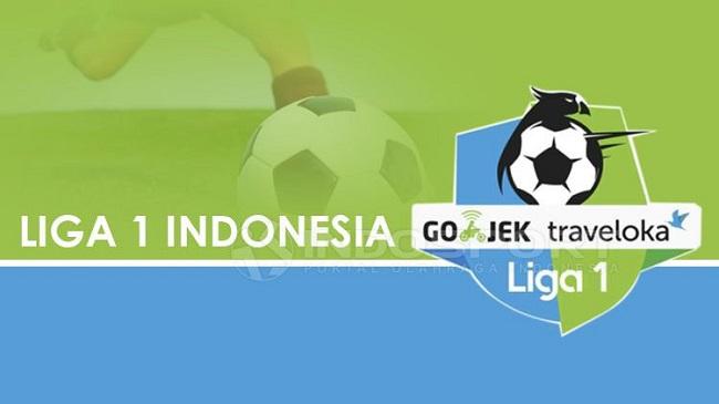 jadwal pertandingan liga 1 indonesia gojek traveloka pekan ke 33