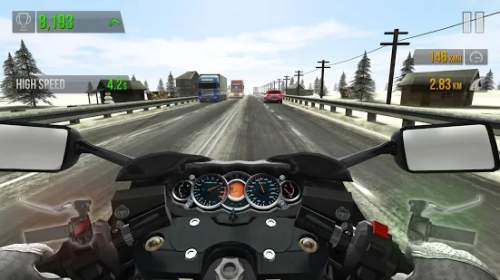 Traffic Rider मोटरसाइकिल वाला गेम फ्री डाउनलोड