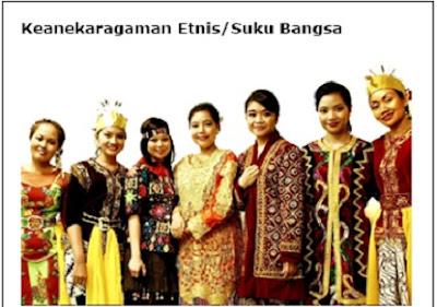 Keanekaragaman Suku Bangsa di Indonesia - berbagaireviews.com
