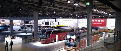 Eletromobilidade e tecnologias para segurança são destaques do grupo Daimler na IAA