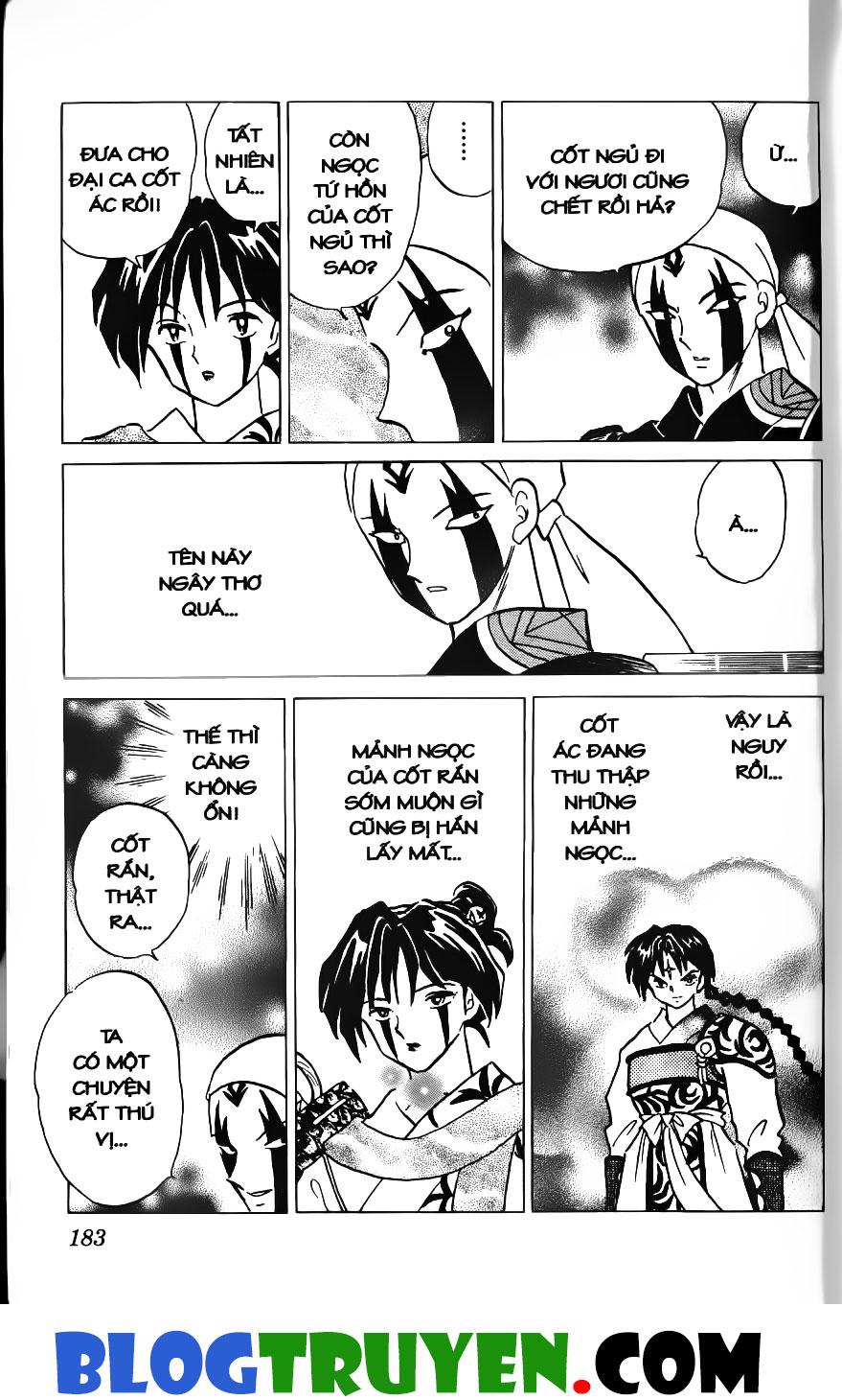 Inuyasha vol 27.10 trang 15
