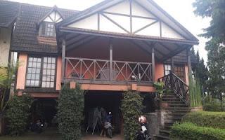 Villa Keluarga di lembang yang murah dan besar